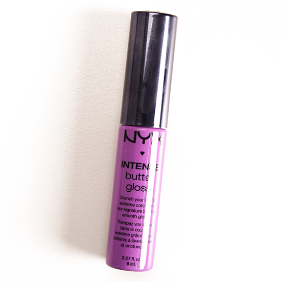 NYX Berry Strudel Intense Butter Gloss