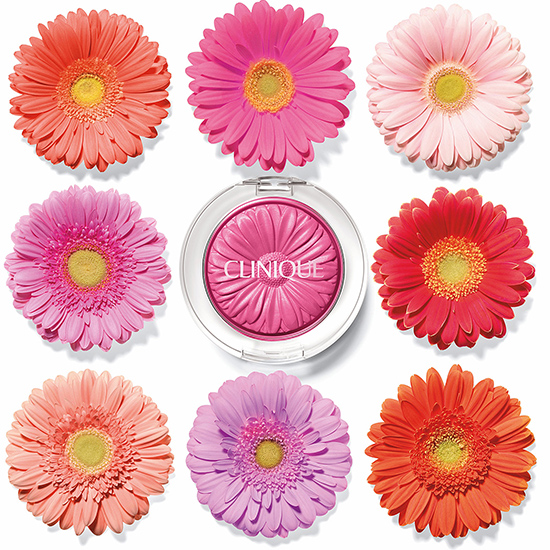 Clinique Cheek Pop Shade Extensions for Spring 2015