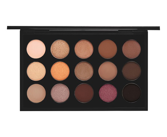MAC x Nordstrom Naturals Eyeshadow Palette for Spring 2015