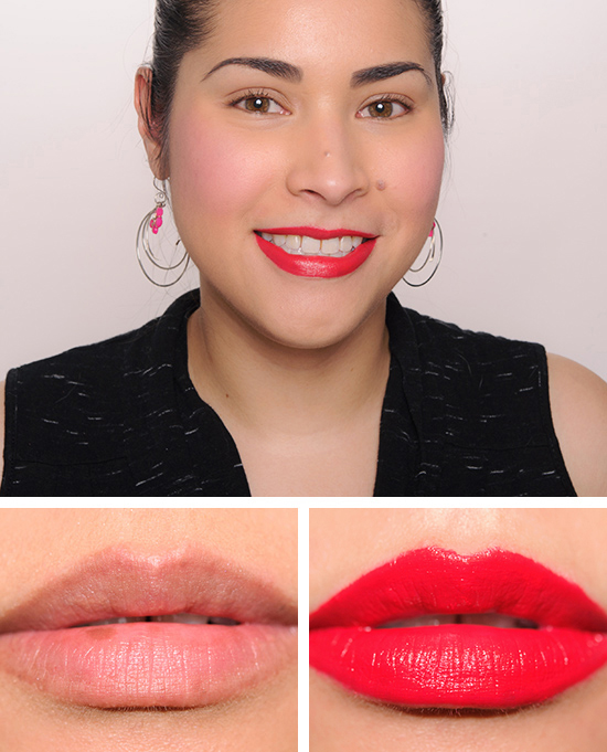 Too Faced Melted Strawberry Melted Liquified Long-wear Lipstick
