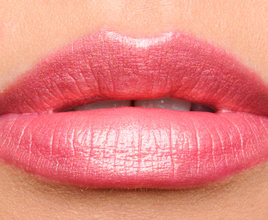 Too Faced Metallic Peony Melted Metal Liquified Lipstick