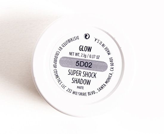ColourPop Glow Super Shock Shadow