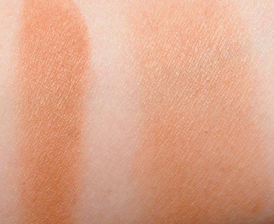 guerlain  02 and  03 terracotta bronzing powders reviews  photos  swatches