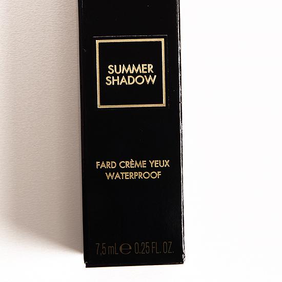 Guerlain Blue Ocean Summer Shadow