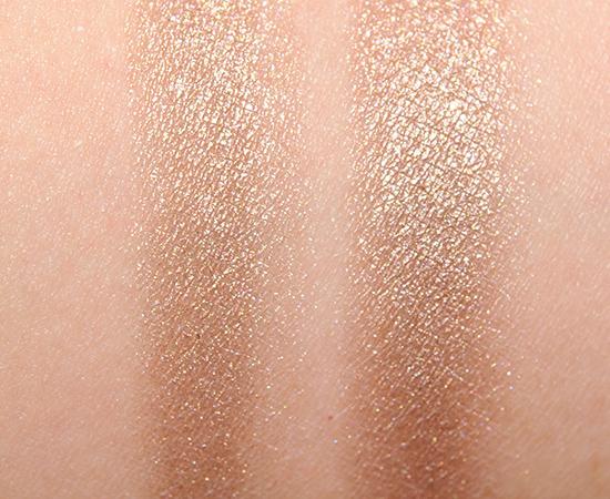 MAC Permanent Press #2 Veluxe Pearlfusion Eyeshadow