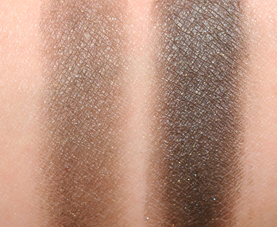 MAC Permanent Press #3 Veluxe Pearlfusion Eyeshadow