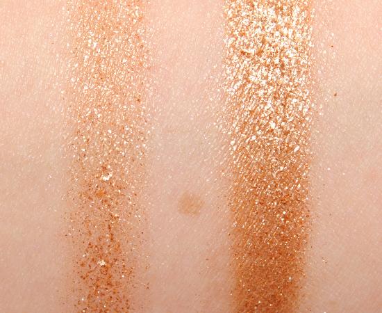 MAC Warm Wash #2 Veluxe Pearlfusion Eyeshadow