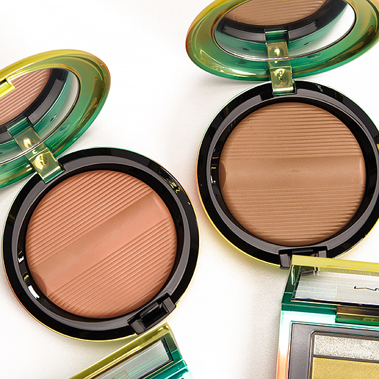 MAC Studio Sculpt Defining Bronzing Powders