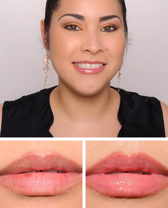 Make Up For Ever 203P Golden Pink Artist Plexi-Gloss