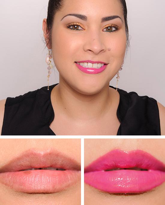 Make Up For Ever 207 Candy Pink Artist Plexi-Gloss