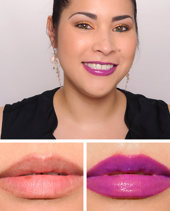 Make Up For Ever 501 Purple Artist Plexi-Gloss