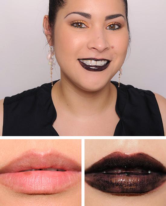 Make Up For Ever 503 Black Artist Plexi-Gloss