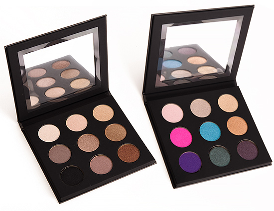 Make Up For Ever #1 and #2 Artist Palettes