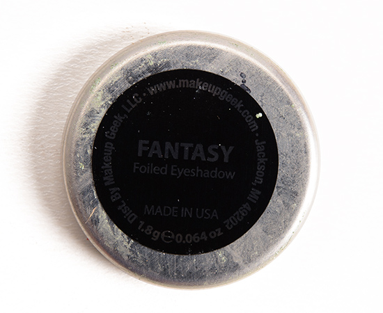 Makeup Geek Fantasy Foiled Eyeshadow