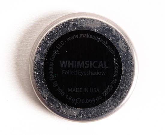 Makeup Geek Whimsical Foiled Eyeshadow