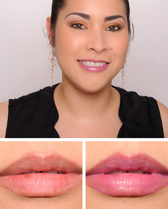 Marc Jacobs Pink Steam (322) Enamored Hi-Shine Lip Lacquer