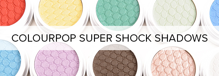 ColourPop Super Shock Shadows