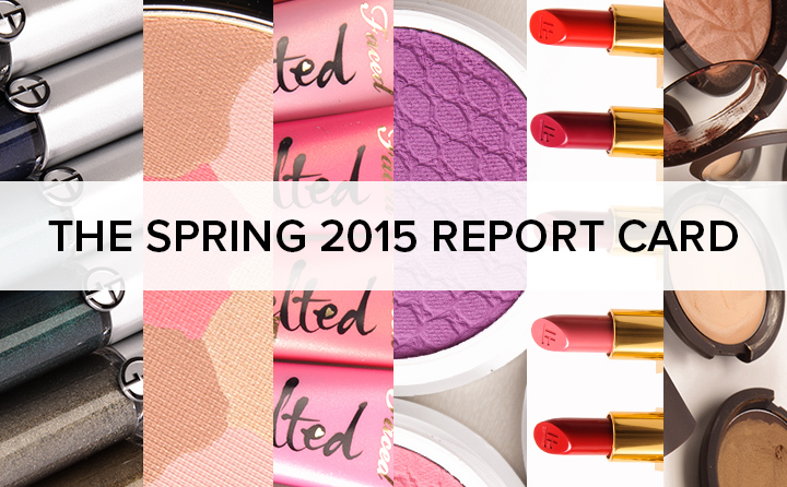 The Spring 2015 Report Card:  The Best Products from Q1