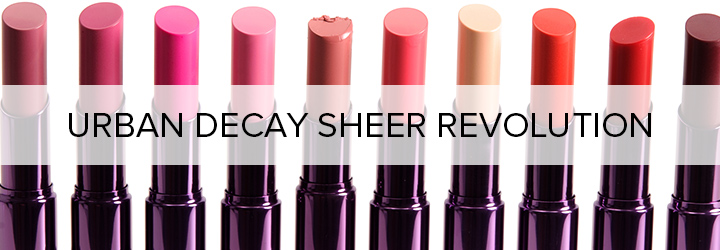 Urban Decay Sheer Revolution