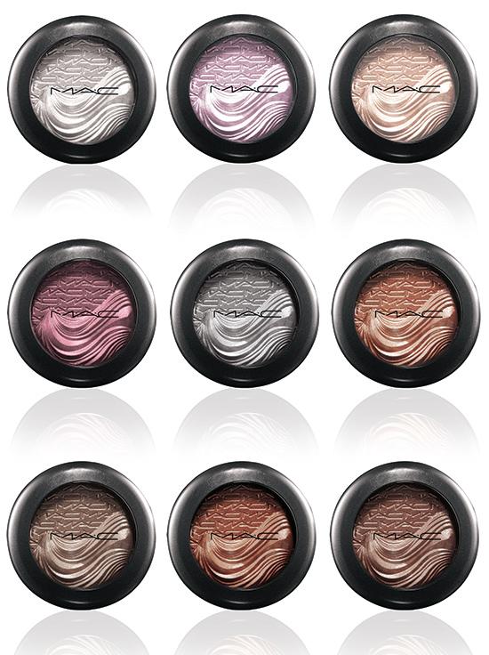 MAC Extra Dimension Eyeshadow for May 2015