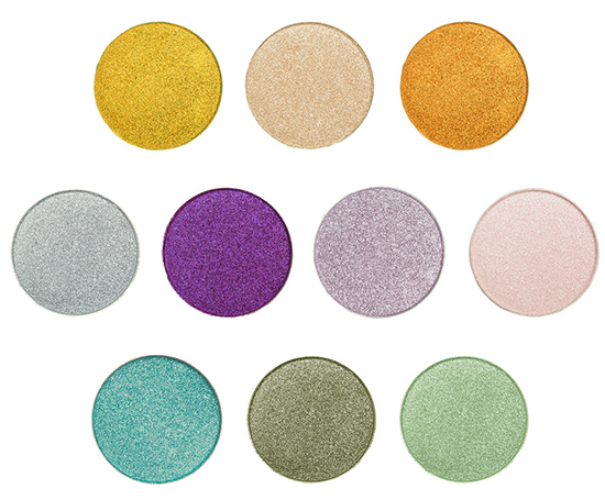 Makeup Geek Foiled Eyeshadow