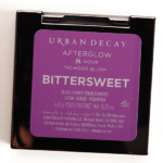Urban Decay Bittersweet Afterglow 8-Hour Powder Blush