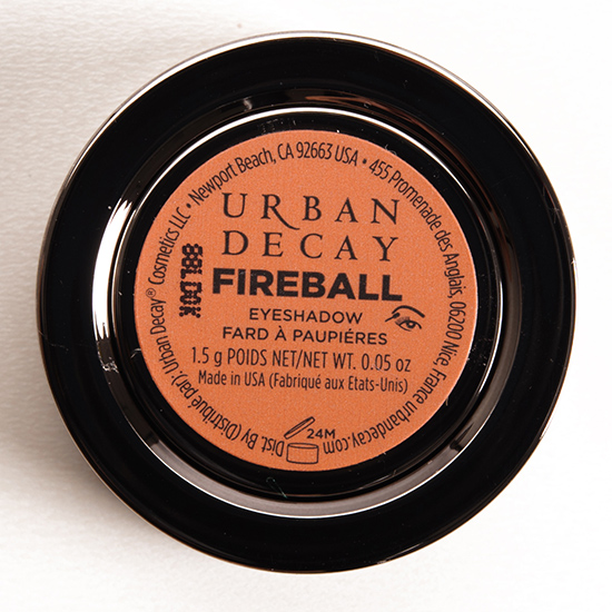 Urban Decay Fireball Eyeshadow