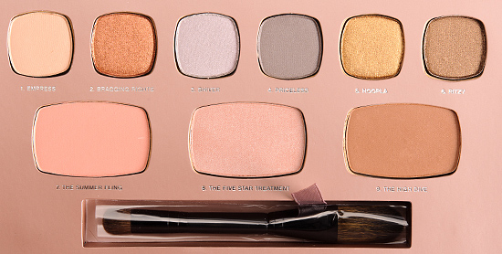bareMinerals The Color Compatibles Palette Review, Photos, Swatches