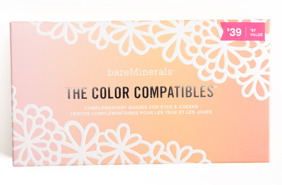 bareMinerals The Color Compatibles Palette
