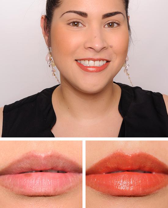 Becca Papaya/Topaz Beach Tint Lip Shimmer Souffle