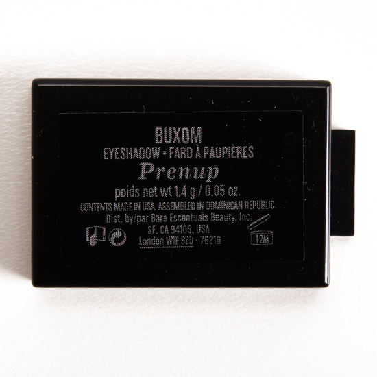 BUXOM Pre-nup Eyeshadow