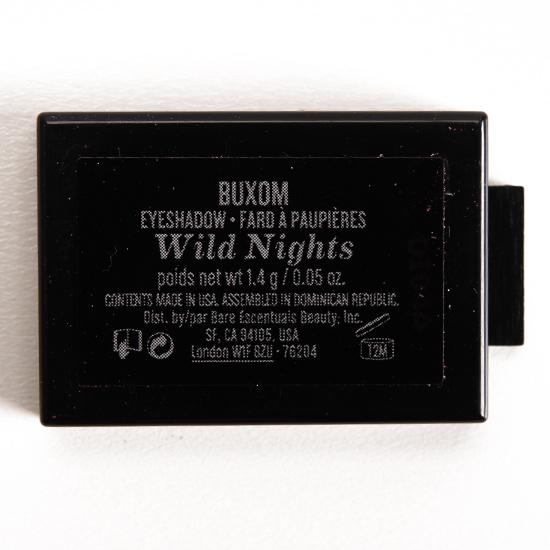 BUXOM Wild Nights Eyeshadow