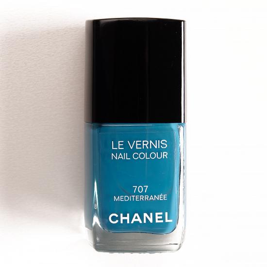 Chanel Mediterranee (707) Le Vernis Nail Colour
