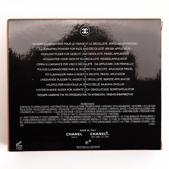 Chanel Lumiere d'Ete Illuminating Powder