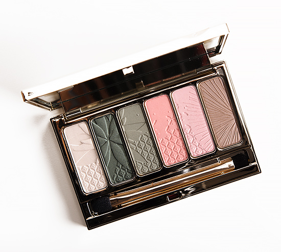 Clarins Garden Escape Eyeshadow Palette