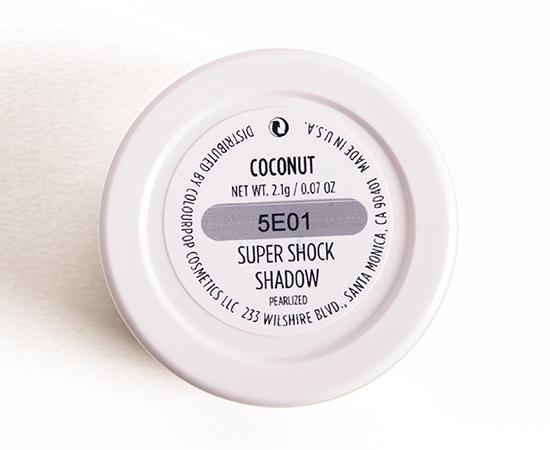 ColourPop Coconut Super Shock Shadow