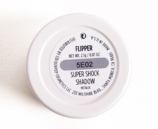 ColourPop Flipper Super Shock Shadow