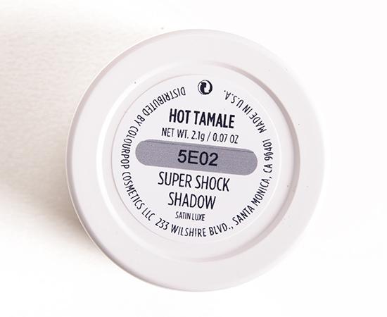 ColourPop Hot Tamale Super Shock Shadow