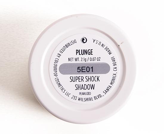 ColourPop Plunge Super Shock Shadow