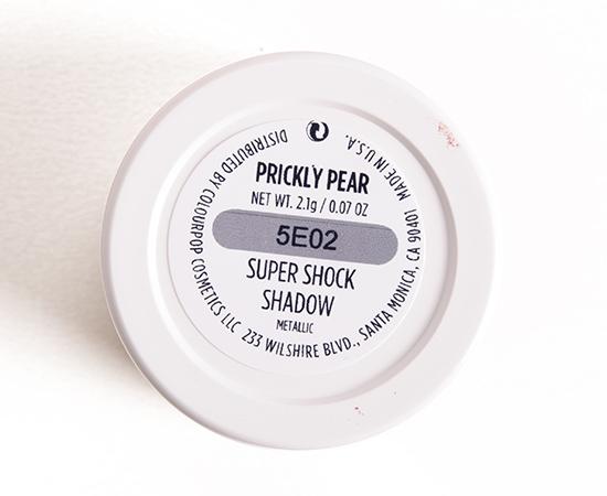 ColourPop Prickly Pear Super Shock Shadow