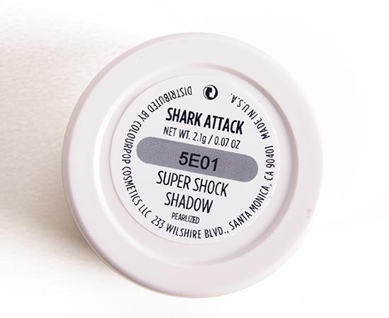 ColourPop Shark Attack Super Shock Shadow
