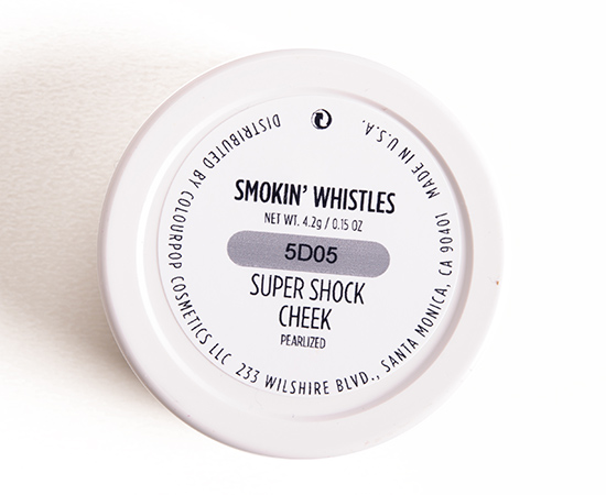 ColourPop Smokin' Whistles Super Shock Cheek