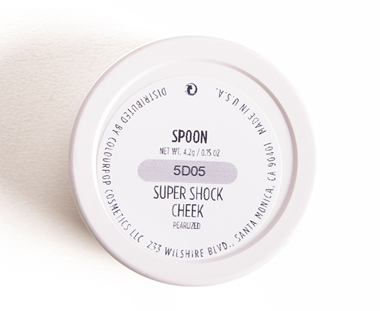 ColourPop Spoon Super Shock Cheek