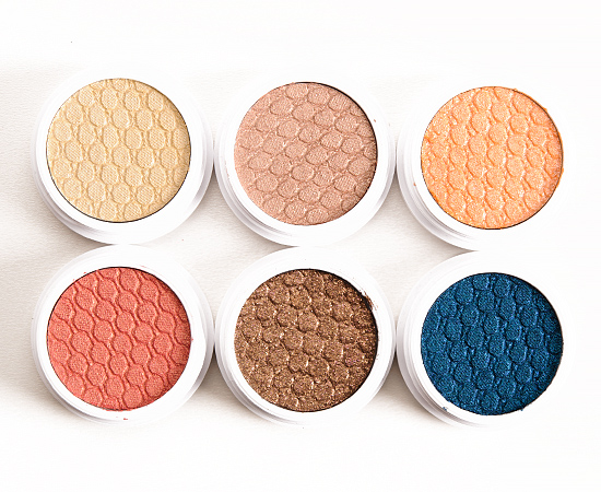 ColourPop Summer 2015 Super Shock Shadows