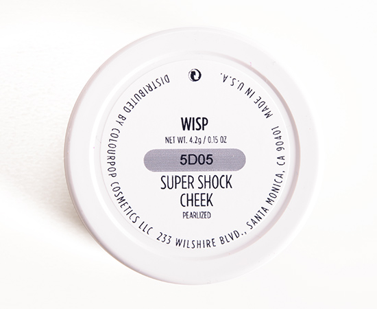 ColourPop Wisp Super Shock Cheek