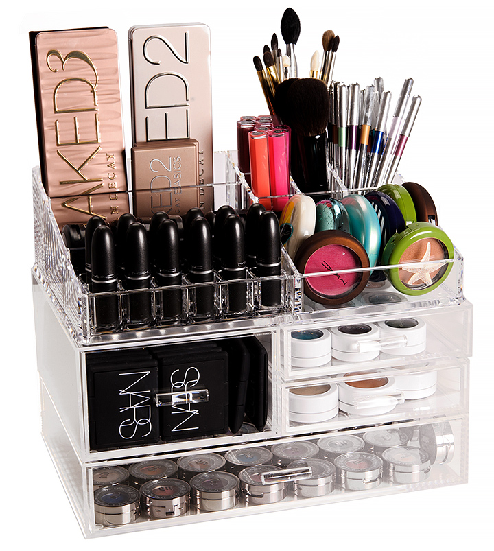 Best Makeup Organizers Storage Solutions 2017