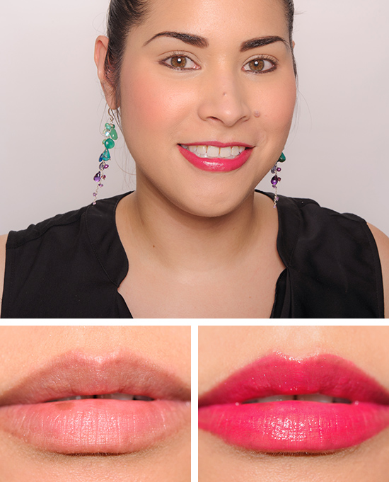Dior Rose Harpers (766) Rouge Brilliant Lipgloss
