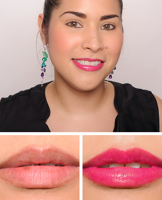 Dior SoHo (888) Rouge Brilliant Lipgloss