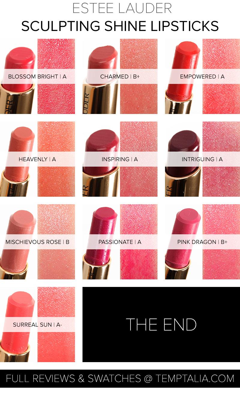 Estee Lauder Pure Color Envy Sculpting Shine Lipstick