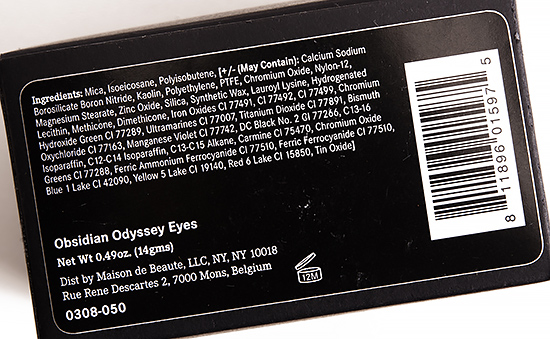 Le Metier de Beaute Obsidian Odyssey Eye Kaleidoscope